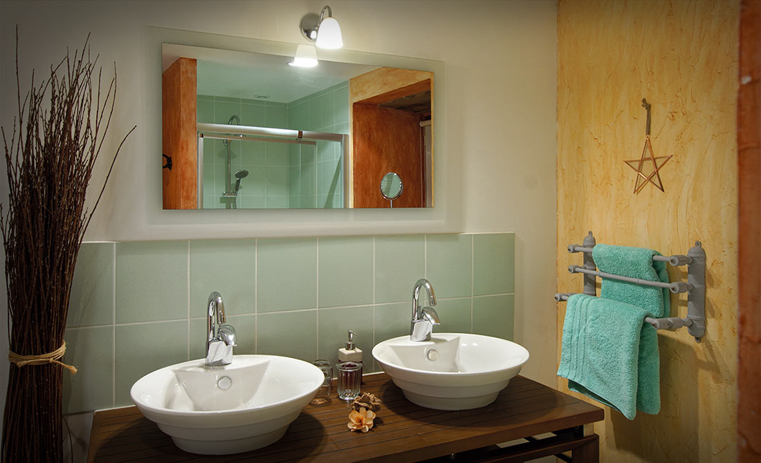 salle d'eau chambre hote lot