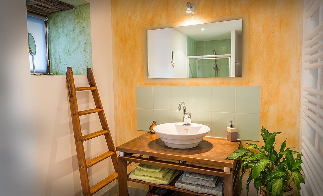 chambre salle eau