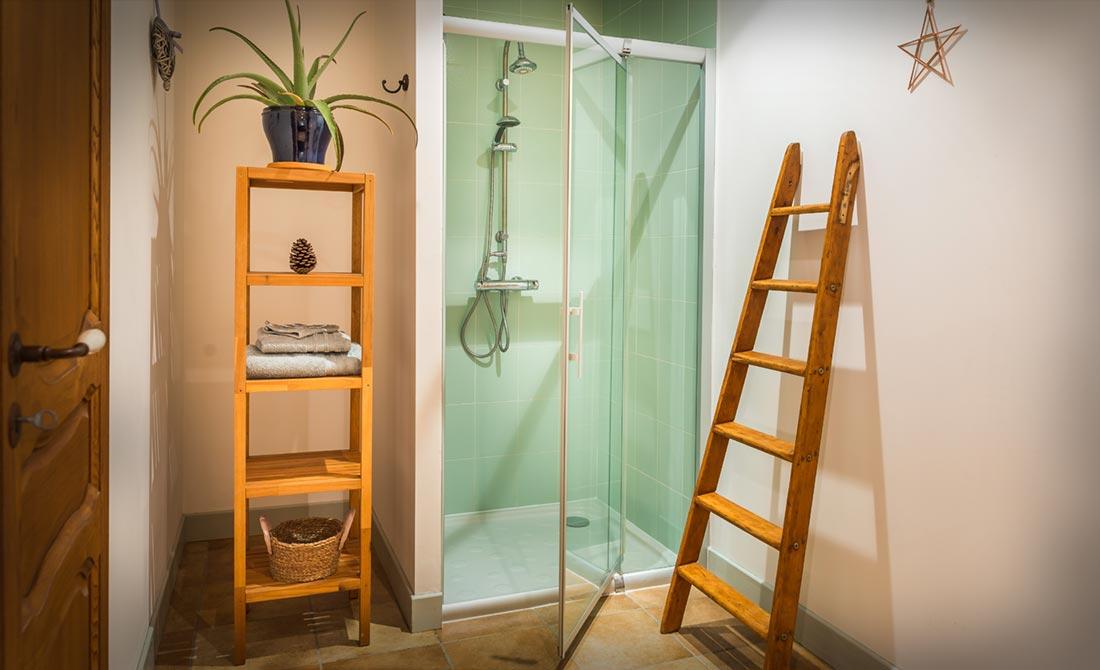chambre lot douche