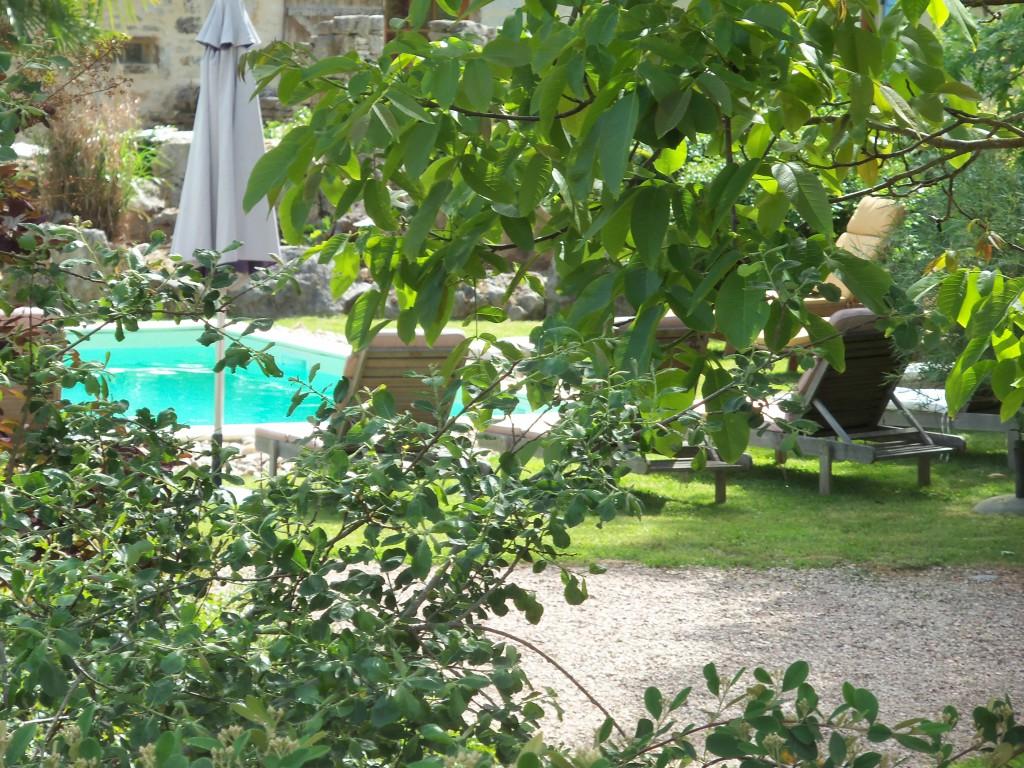 Chambre d'hôtes Lot piscine
