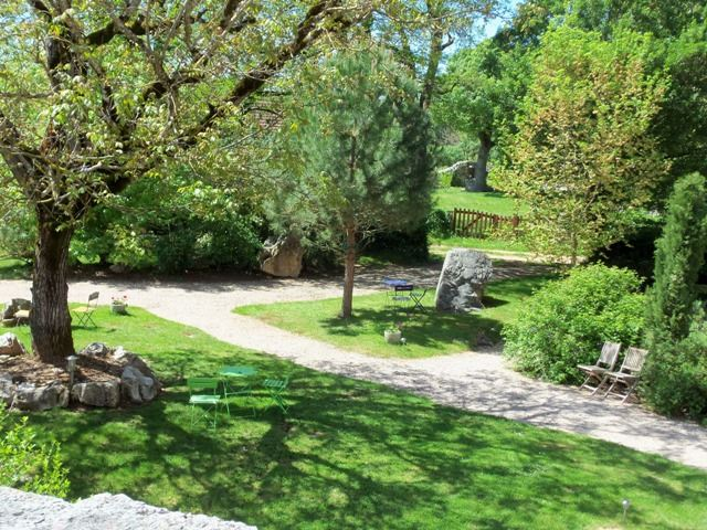 chambres jardin hotes saison printemps