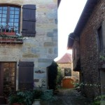 Rue village lotois Uxellodunum
