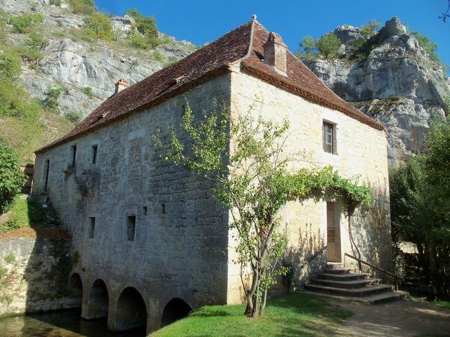 Moulin fortifié cougnaguet