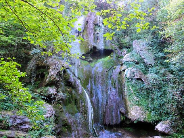 Cascade Lot Quercy