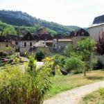 village quercynois Autoire