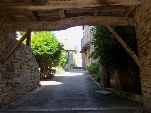Passage poutres Loubressac