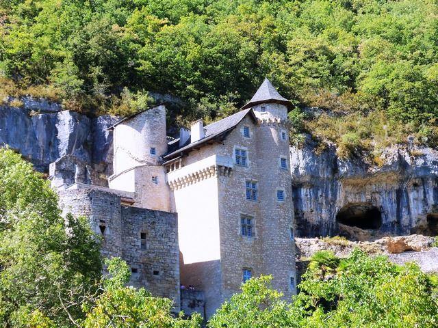 Château Lot Quercy Larroque Toirac