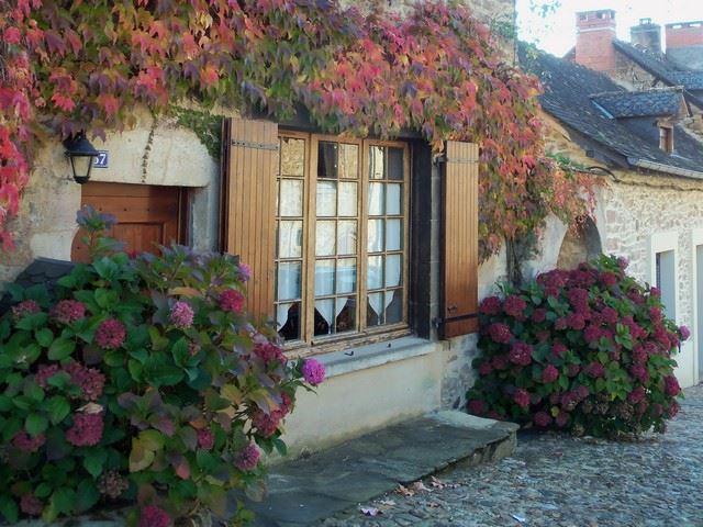 Maison de village Najac