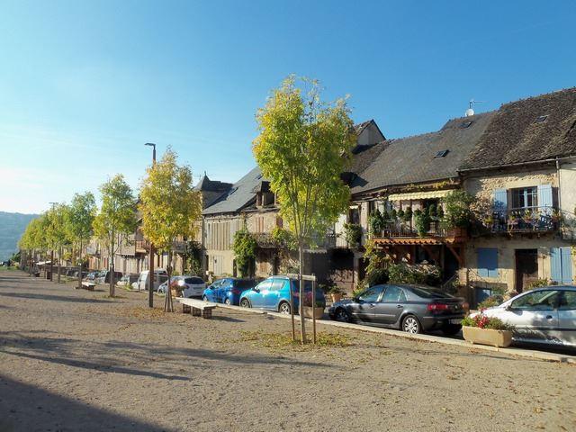 Place Village de Najac Aveyron Tourisme