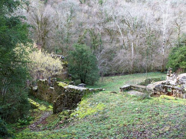 Préservation du patrimoine à Rocamadour le Moulin de Tournefeuille