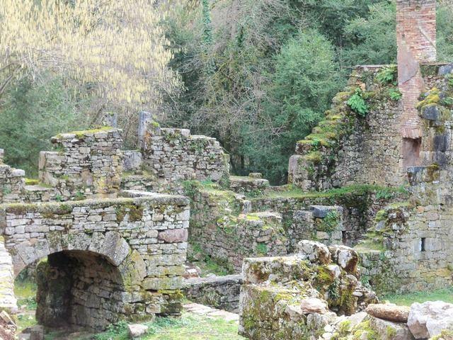 Ruines du moulin de Tournefeuille