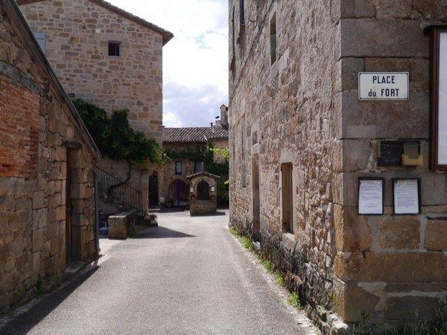 ruelle village lotois Cardaillac