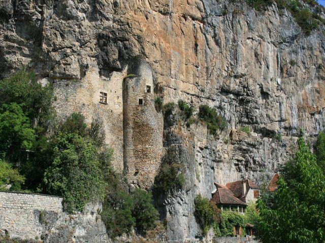 Château du diable Cabrerets Valleé du Célé