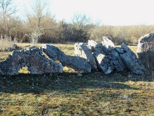 planagrèze muret Lot Occitanie